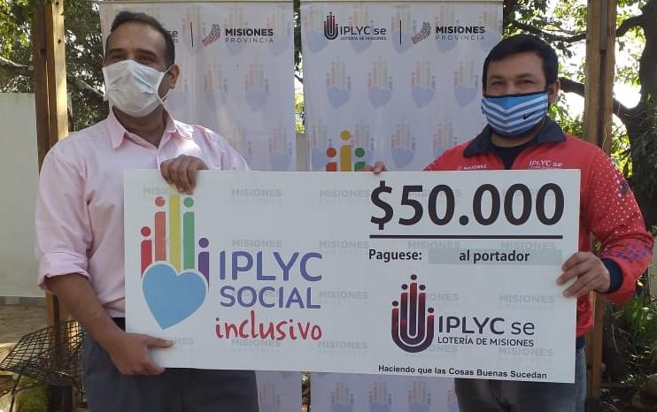 """Para el ganador de IPLyC Inclusivo, """"llegar a personas con discapacidad es algo muy noble"""""""