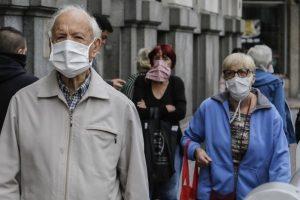 Otras 438 personas murieron y 16.325 fueron diagnosticadas con coronavirus en el país