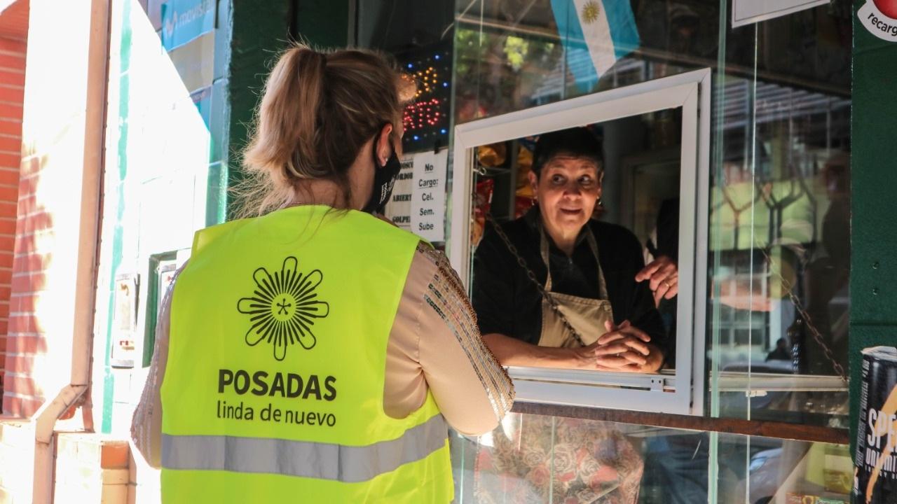Posadas sustentable: se acentúa el compromiso de los vecinos  con la clasificación de residuos