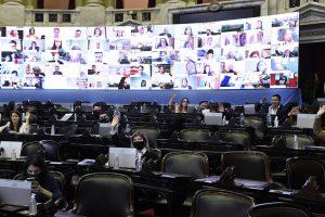 La Cámara de Diputados aprobó en general el proyecto de ampliación presupuestaria