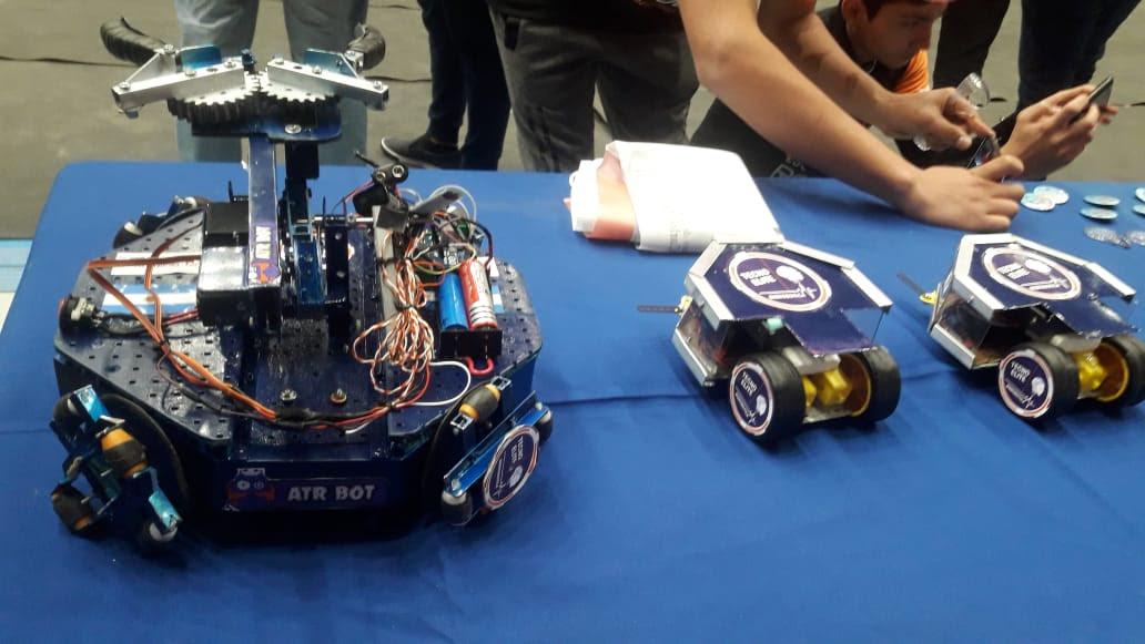 La Escuela de Robótica y una agenda cargada de actividades en la segunda mitad del año
