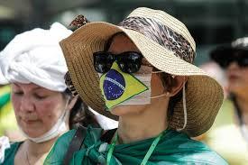 El número de muertes por coronavirus volvió a subir en Brasil tras cinco días