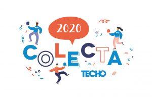 TECHO convoca a voluntarios y voluntarias para su Colecta Nacional