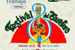 """Hoy """"Cultura por Trabajo"""" se suma a la Fiesta Nacional del Tarefero"""