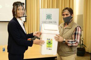 Yacyretá fomenta la educación ambiental