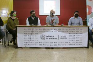 Presentaron la 17° edición de Oberá en Cortos