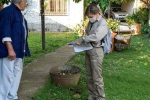 Interbrote: Continúa plan sanitario para controlar el mosquito del dengue