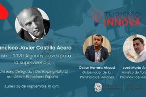 Destacados profesionales disertarán sobre Innovación y Turismo
