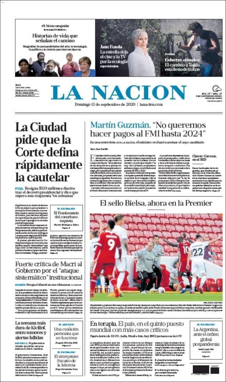 Las tapas del domingo 13: Bielsa le hizo partido al Liverpool en el debut