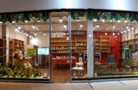 Cooperativas exponen sus productos en el Paseo Libertad hasta el domingo