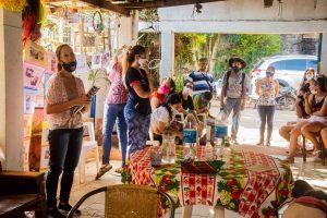 Desarrollo Social promocionó los derechos a la alimentación y de las infancias en el barrio San Jorge de Posadas