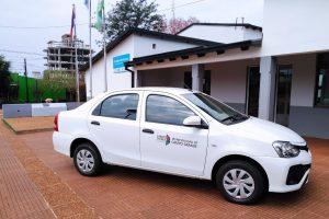 Campo Grande: Sartori adquirió un nuevo vehículo para el área de Salud