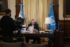 Alberto Fernández ante la ONU ratificó los derechos argentinos sobre Malvinas