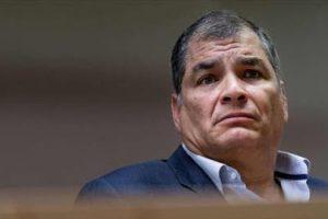 La Justicia de Ecuador dejó a Correa fuera de las próximas elecciones