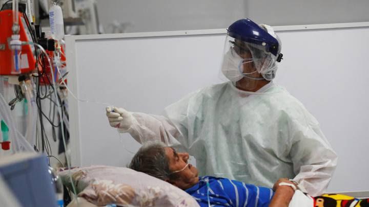 Coronavirus: reportan 13.305 nuevos casos y 386 muertes