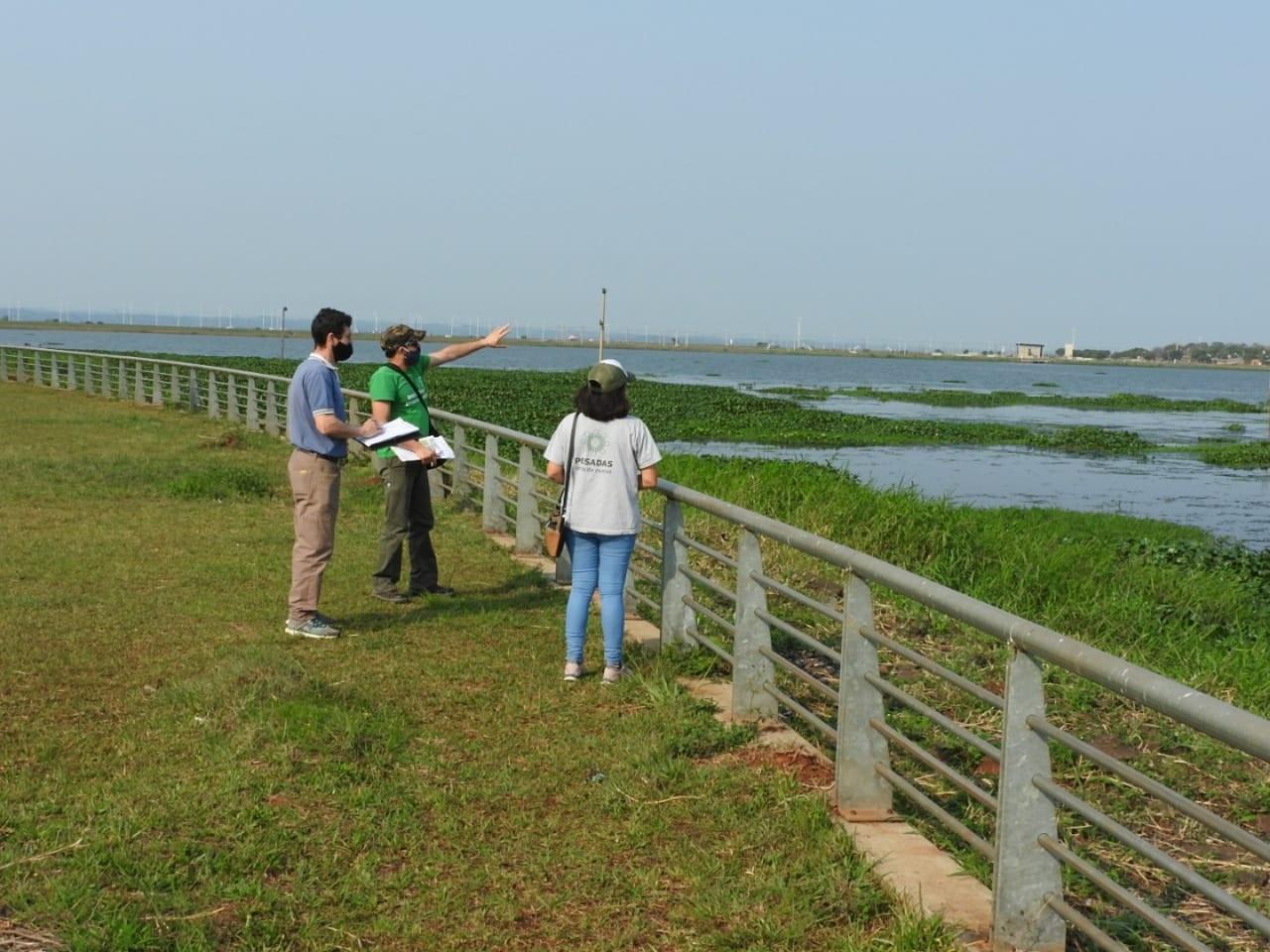 Cuenca Zaimán: sigue el relevamiento ambiental en proyección a la creación del BioParque
