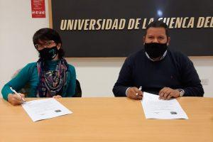 La Agencia Universitaria y la Universidad de la Cuenca del Plata firmaron un convenio de cooperación