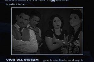Teatro misionero por streaming para el sábado