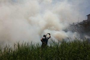 Posadas: buscan alternativas para abordar problemáticas de incendios y minibasurales