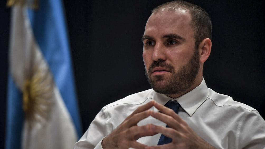 """Guzmán dijo que la Argentina crecerá """"por lo menos 5,5%"""" en 2021"""