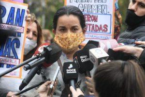La madre de una de las nenas acribilladas por el Ejército paraguayo exige saber qué pasó