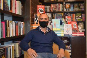 """Matías Scarabotti: """"El comerciante debe enamorarse de su ciudad y estar preparado para las críticas"""""""