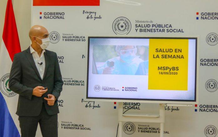 Paraguay cree que ya está en el pico de contagios de coronavirus y permite actos al aire libre