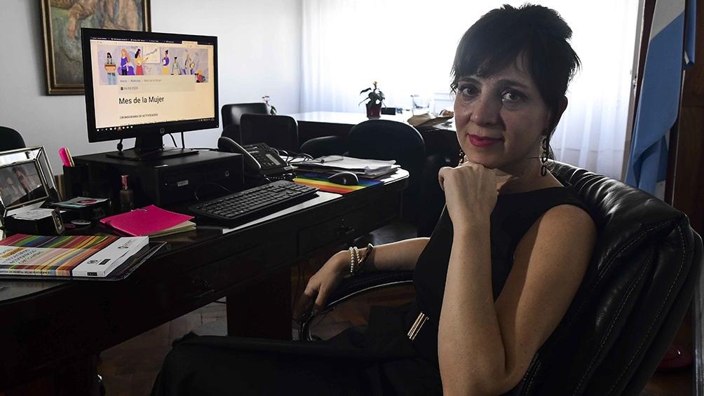 La misionera Mercedes D'Alessandro fue elegida para Time 100 Next como una de las cien personas más influyentes en el mundo