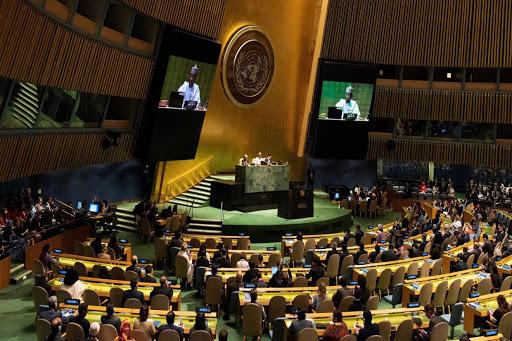 Estados Unidos y China levantan temperatura por el coronavirus en una videoconferencia de la ONU