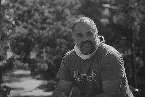 """Jonás Borboy: """"Acá en Misiones a veces no hay conciencia de la necesidad de cuidar el agua"""""""