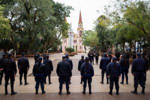 Operativo de Seguridad Ciudadana con más de 1000 policías en toda la Provincia
