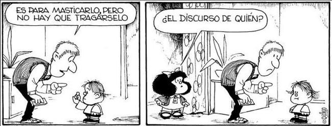 Murió Quino, el creador de Mafalda – Economis