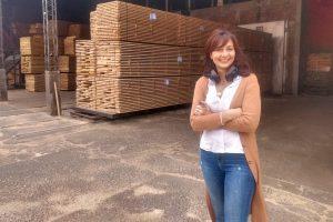 """Silvina Oliva y el inédito boom de la madera: """"Contrataríamos más personal pero los costos laborales nos frenan"""""""