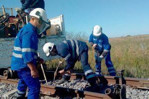 Trenes Argentinos Cargas invierte más de 650 millones de pesos en mejorar vías