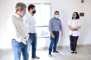 En Eldorado, Herrera Ahuad entregó viviendas y superviso obras en ejecución