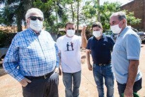 El Gobernador y el ministro de Salud de la Nación lanzaron desde Posadas la campaña nacional contra el dengue