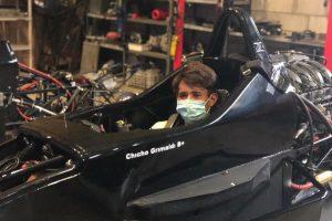 Grimaldi ya trabaja para debutar en la Fórmula Renault 2.0