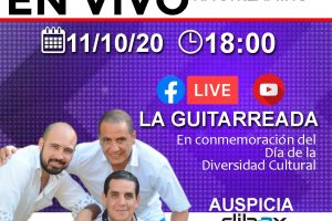 "Se armo ""La Guitarreada"" vía streaming"