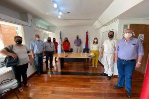 Energía de Misiones y el Ministerio de Derechos Humanos firmaron un convenio de Colaboración
