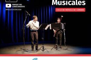 Sábados con Música de Cámara en las redes del Parque del Conocimiento