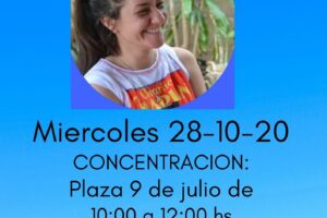 Convocan a una marcha el miércoles para pedir justicia por Cristina Vázquez