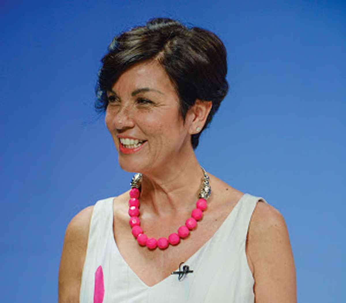 """Delia Flores: """"Una de las claves para crecer fue no dejarme influenciar por los mandatos culturales"""""""