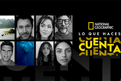 """En el Día Internacional contra el cambio climático, NatGeo estrena el corto """"Lo que haces cuenta"""""""