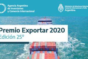 Premio Exportar 2020: hasta el 23/10 está habilitada la inscripción para empresas que quieran postularse