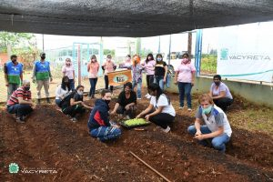 Yacyretá promueve ''Huertas Sustentables''