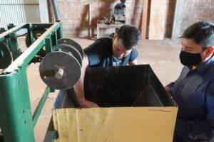 Fábrica de harina de mandioca de San Vicente ampliará producción industrializada con apoyo del IFAI