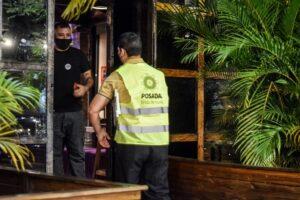 Posadas: hubo doce denuncias de fiestas clandestinas y locales clausurados