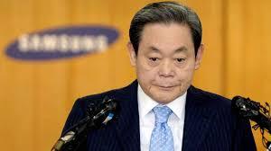 Murió el ejecutivo que hizo a Samsung un gigante global