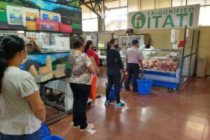 Frutas y verduras para mitigar los días de calor, en el Mercado Concentrador Zonal de Oberá