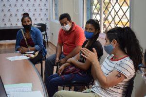 Buscan regularizan la situación del asentamiento en el barrio Néstor Kirchner de Posadas